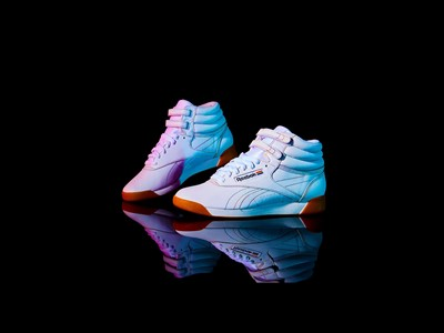Reebok Pride Collection - Freestyles Hi