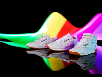 Reebok Introduces 'Pride Collection' in Honor of Pride Month