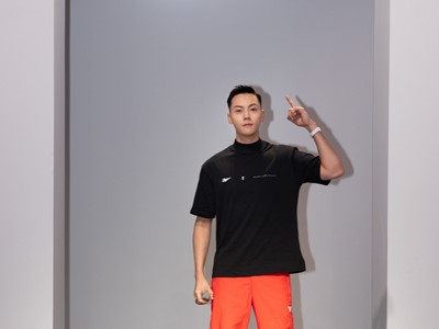 Reebok at Shanghai Fashion Week 2019