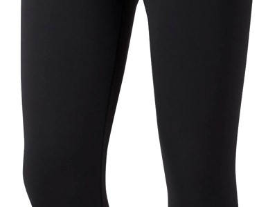 Black Lux Maternity Tight