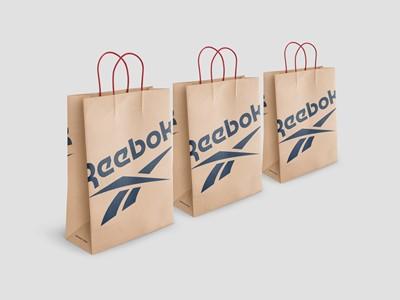 Reebok 2020 Shopping Bag