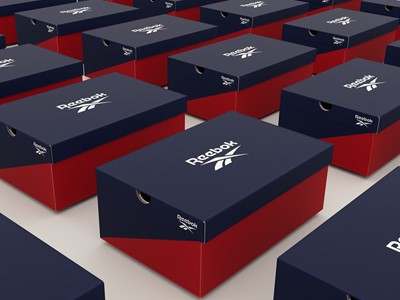 Reebok 2020 Shoe Boxes