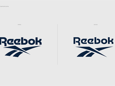 Reebok 2020 Before and After