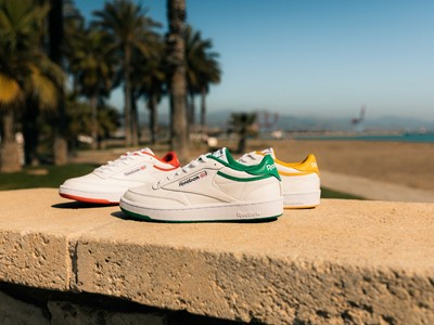 REEBOK CELEBRATES TIMELESS VERSATILITY OF CLUB C WITH 35th ANNIVERSARY COLOR PACK, EXCLUSIVELY FOR E