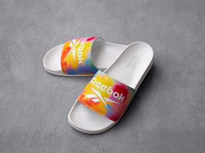 "Reebok ""All Types of Love"" Collection - Slides"
