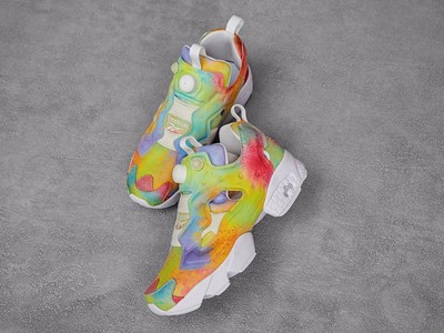 "Reebok ""All Types of Love"" Collection - Instapump Fury"