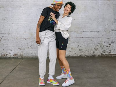 """Reebok """"All Types of Love"""" Collection - Club C 85"""