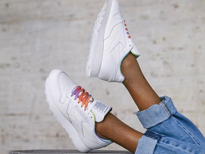 "Reebok ""All Types of Love"" Collection - Classic Leather"