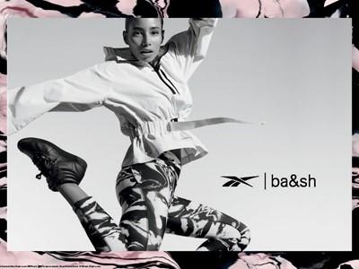 Reebok and ba&sh Pas de Deux Collection