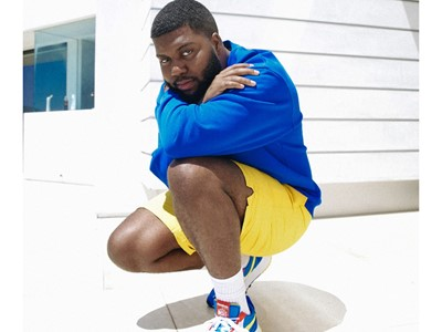Reebok and The Great Khalid Foundation provide young aspiring artists an opportunity to be mentored