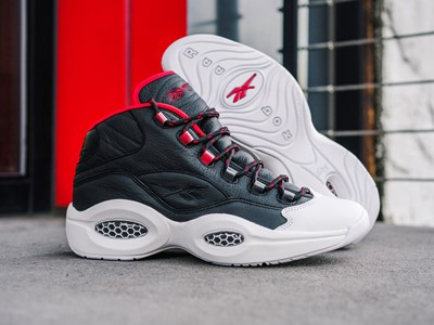 "REEBOK LAUNCHES QUESTION MID IVERSON X HARDEN ""OG MEETS OG"" IN CROSSOVER PARTNERSHIP WITH ADIDAS, AV"
