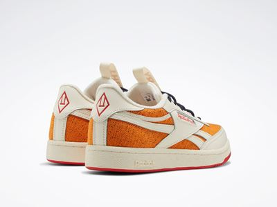 Reebok x TAO Orange Back