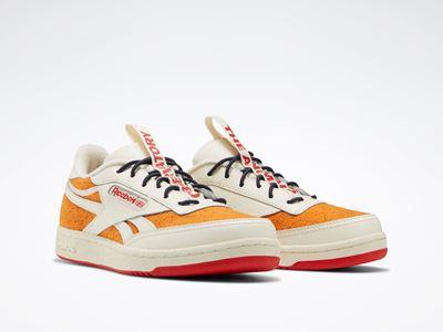 Reebok x TAO Orange Front