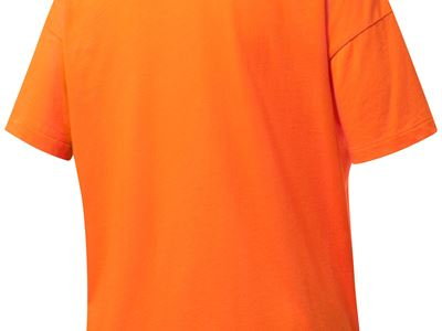 Edgeworks Graphic Tee - Orange - Back - Women