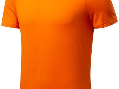 Edgeworks Graphic Tee Orange - Front - Men