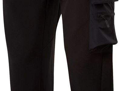 Edgeworks Pants Black - Front - Men