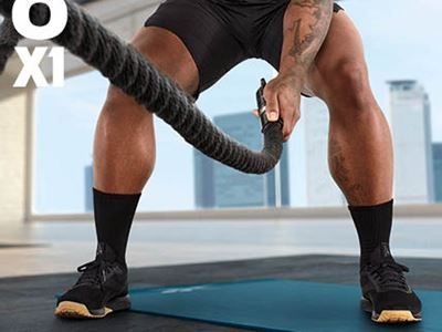 Reebok SS21 Nano X1 Terron Beckham Official Shoe of Training for Battle