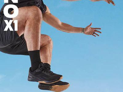 Reebok SS21 Nano X1 Rich Froning Jr. Official Shoe of Killer Workouts