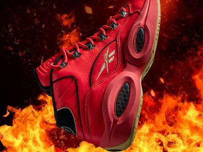 SS21 Reebok x Hot Ones