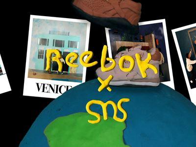 Reebok x SNS Capsule Collection