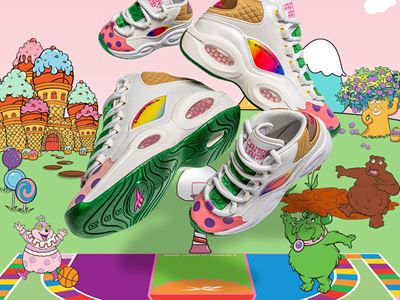 Reebok x Candyland Educate Basketball Question Mid Pack