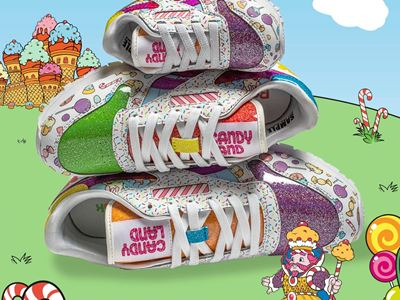 Reebok x Candyland Educate Lifestyle Kids CL Pack
