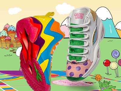 Reebok x Candyland Launch Sustain Basketball Adult Bball Pack
