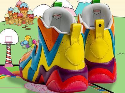 Reebok x Candyland Launch Sustain Basketball Adult Kamikaze II