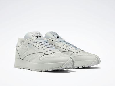 Maison Margiela x Reebok - Classic Leather - Tabi grey (1)
