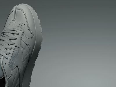 Maison Margiela x Reebok Classic - Leather - Tabi grey - DETAIL 02 - 1920x1080