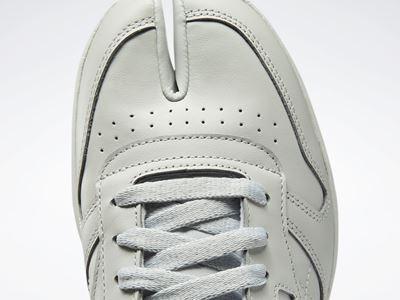 Maison Margiela x Reebok - Classic Leather - Tabi grey (7)