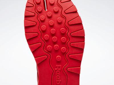 Maison Margiela x Reebok Classic - Leather - Tabi red (8)