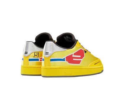 Reebok x Power Rangers collection - Club C Yellow Ranger BLT