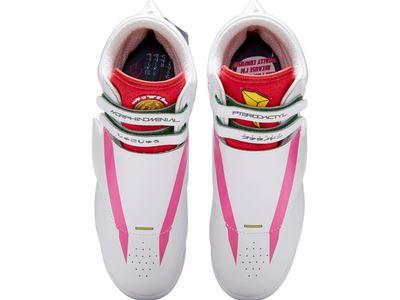 Reebok x Power Rangers collection - Freestyle Hi Pink Ranger TPP
