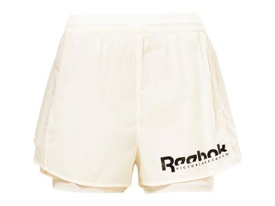Reebok x VB App - 2 in 1 Shorts Classic White