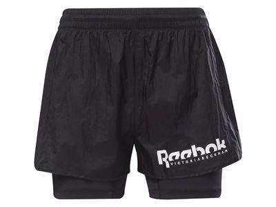 Reebok x VB App - 2 in 1 Shorts Black
