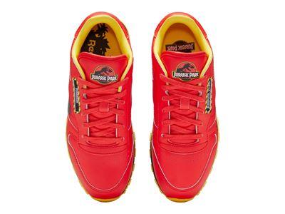 Reebok x Jurassic Park Red Classic Leather Junior TPP