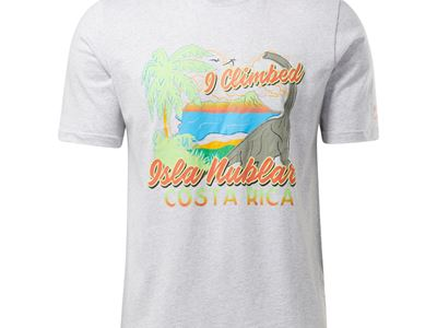 Reebok x Jurasisc Park Costa Rica Tee Shirt