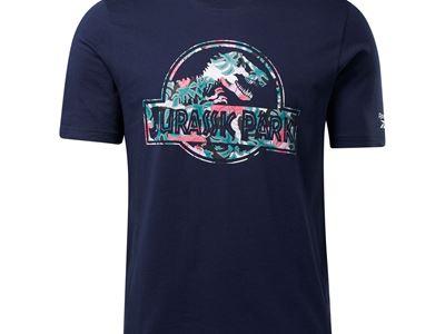 Reebok x Jurassic Park Nedry Tee Shirt