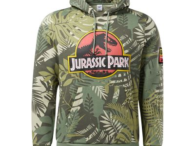 Reebok x Jurassic Park AOP Hoodie