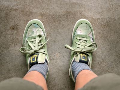Reebok x National Geographic Paley Family