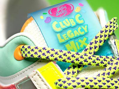 Reebok x Jelly Belly Club C Legacy