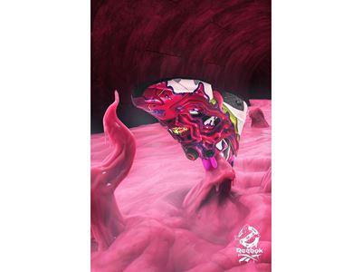Reebok x Ghostbusters Vertical Instapump Fury
