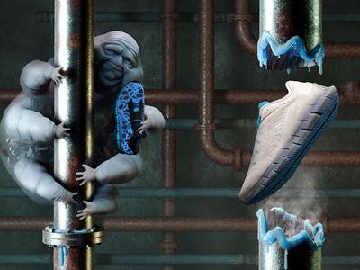 Reebok x Ghostbusters Vertical Zig