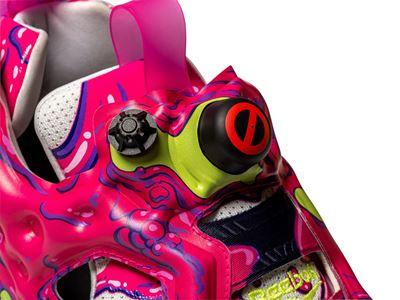 Reebok x Ghostbusters - Instapump Fury