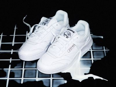 Reebok x PaperBoy Paris x BEAMS Join Forces for Club C Legacy Refresh