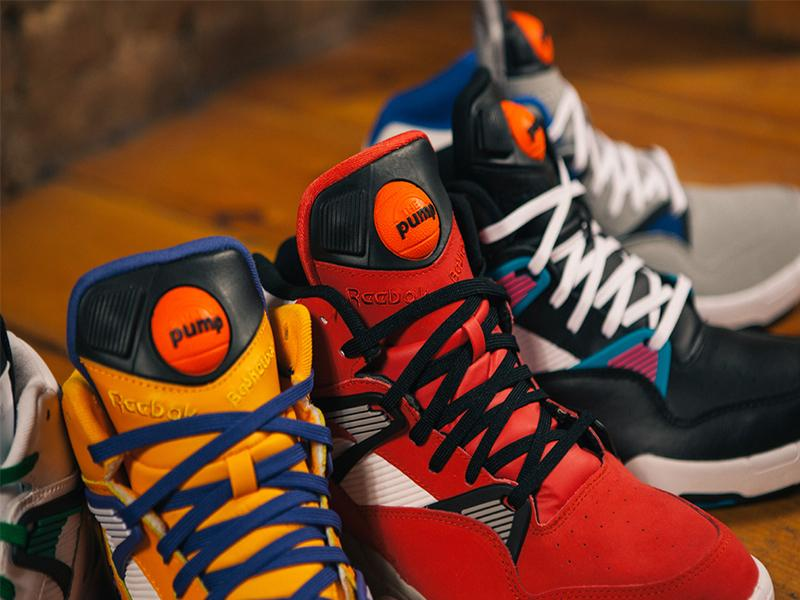 Reebok News Stream   Reebok Classic Launch The Pump Omni Zone   Tribute  Pack   For SS14 4ec29f685