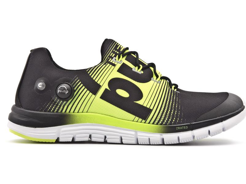 7f286a9812a609 Reebok ZPump Fusion Revolutionizes Running With New Custom Fit Technology  The Shoe That Adapts To You