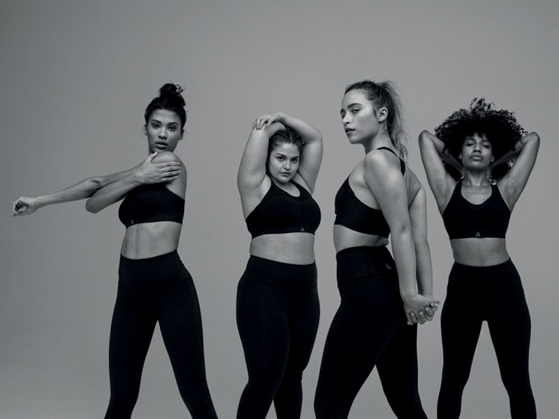 f50377835dacf REEBOK RELEASES FIRST OF ITS KIND SPORTS BRA FEATURING NEW REACTIVE  TECHNOLOGY. PureMove Bra Graphics