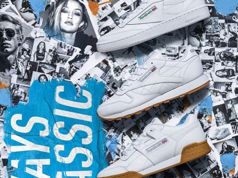 Melancólico Forma del barco Procesando  Reebok News Stream : REEBOK CLASSIC UNVEILS 'ALWAYS CLASSIC' CAMPAIGN FOR  SPRING/SUMMER 2018 FEATURING OUTLIERS OF MUSIC AND STYLE